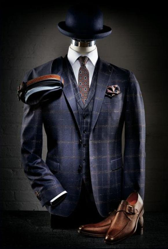 Menswear  in London and Kensington