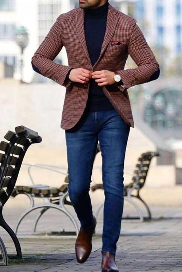 Smart Casual Menswear in London and Kensington